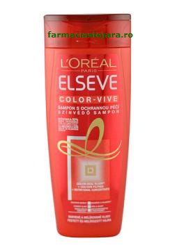 L'Oreal Elseve Sampon ingrijire Color-Vive 400ml