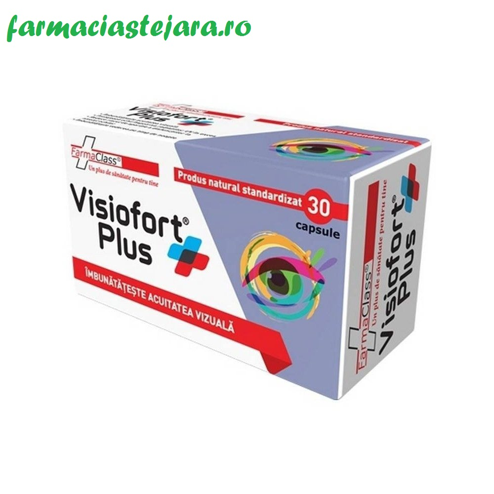 Farmaclass Visiofort Plus capsule
