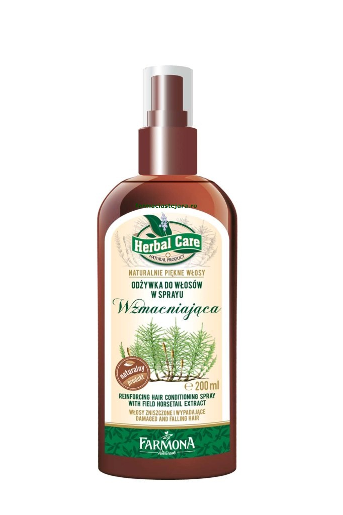 Farmona Spray-balsam fortifiant pentru par Herbal Care 200 ml
