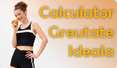 Calculator Greutate Ideala