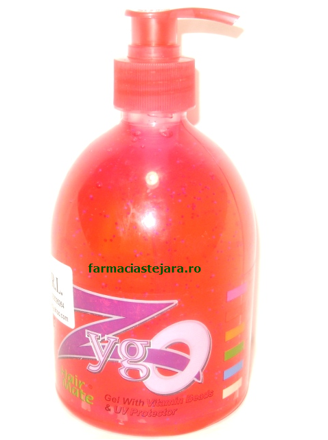 Gel de par Extra Hold 500ml Hair Mate