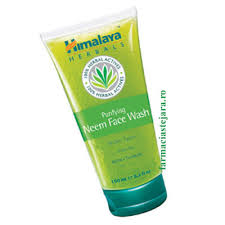 Himalaya Gel purificator de curatare cu extract de Neem 150 ml