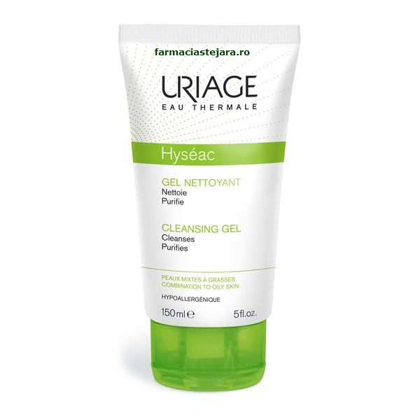 Uriage Hyseac Gel de curatare 150 ml