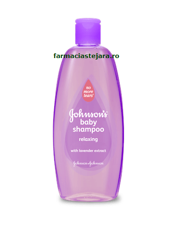 Johnson's baby  Sampon   cu levantica 500ml