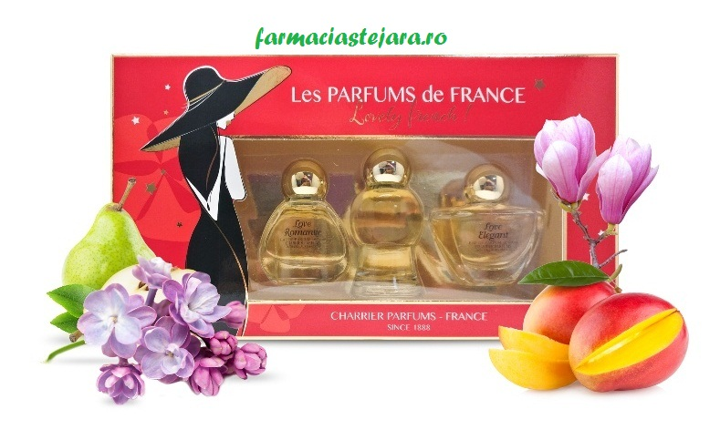 Fiterman Les Parfums de France