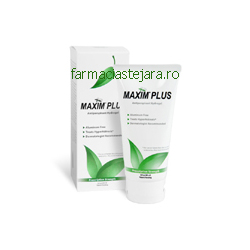 Maxim PLUS - Hidrogel Antiperspirant