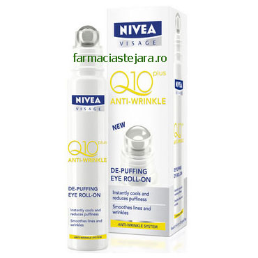 Nivea  Q10  Roll-on  ochi  anti-rid