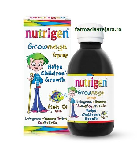 Nutrigen Growmega Sirop 200ml