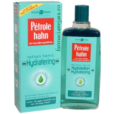 Petrole hahn  Lotiune tonica Hydratation par uscat  300 ml