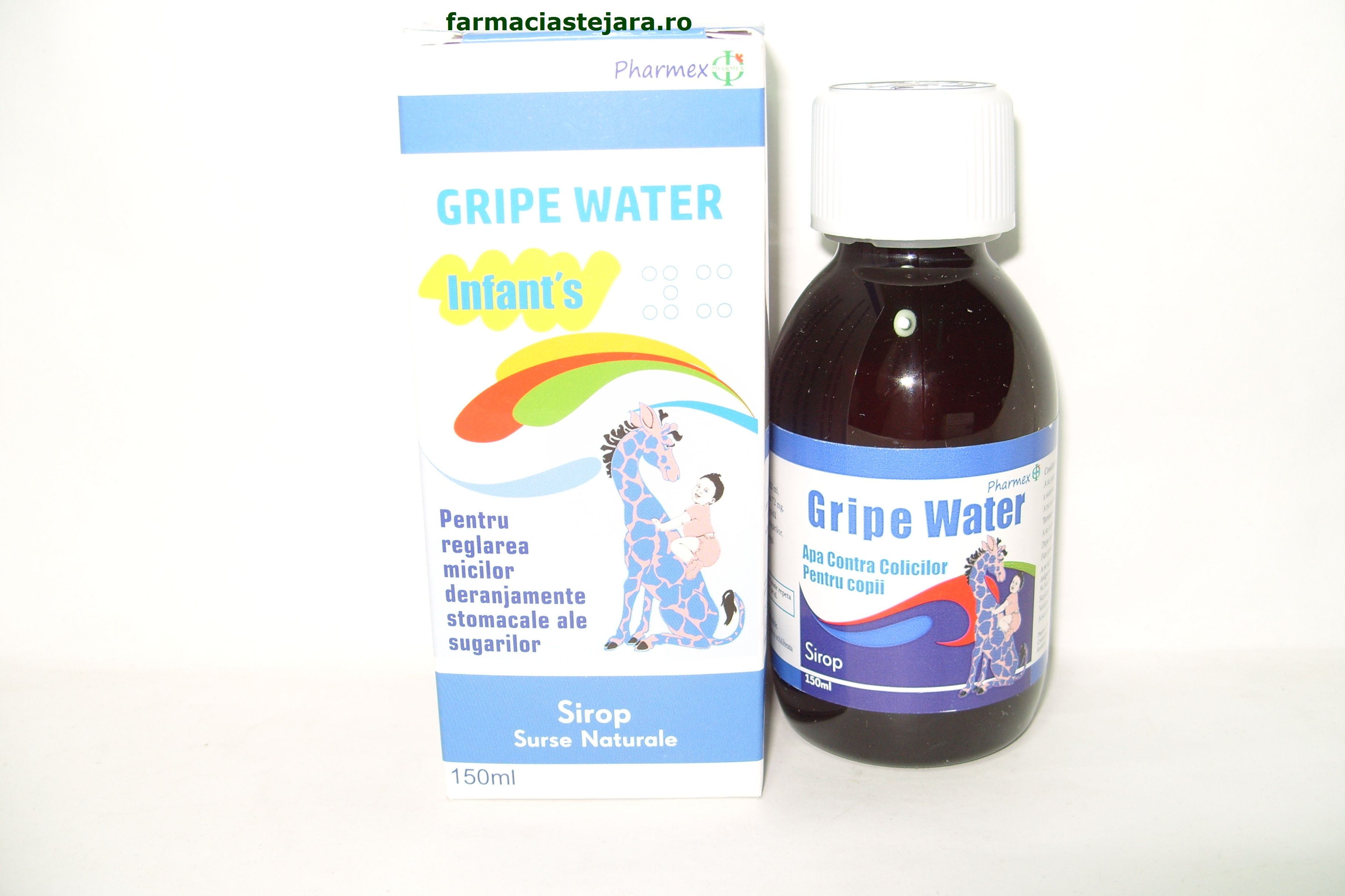 Pharmex Gripe Water 150 ml