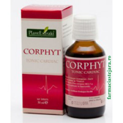 PlantExtrakt Corphyt Tonic cardiac 50 ml