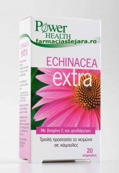 Echinacea Extra Power of naturex 20 capsule