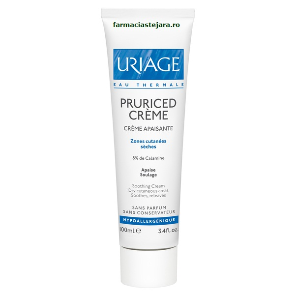Uriage Pruriced T crema corp 100 ml