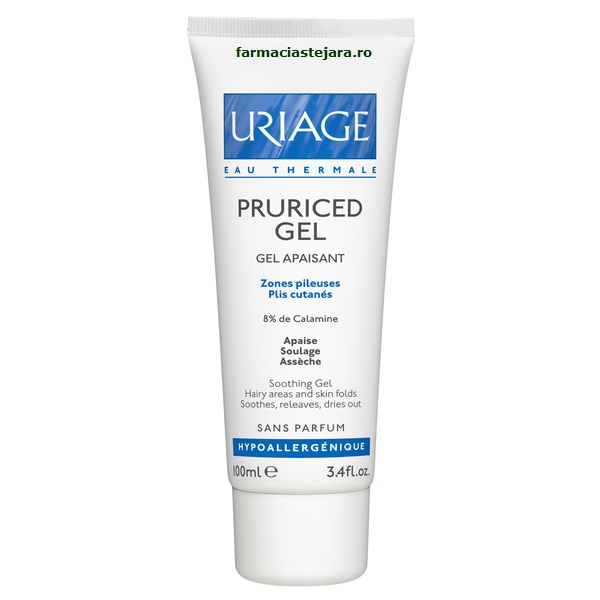 Uriage Pruriced gel corp 100ml