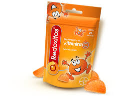 Redoxitos-Redoxon Junior Vitamina C
