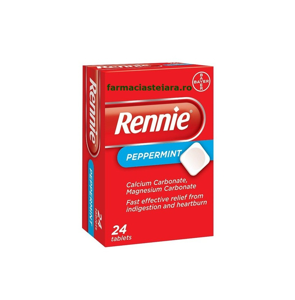 Rennie peppermint