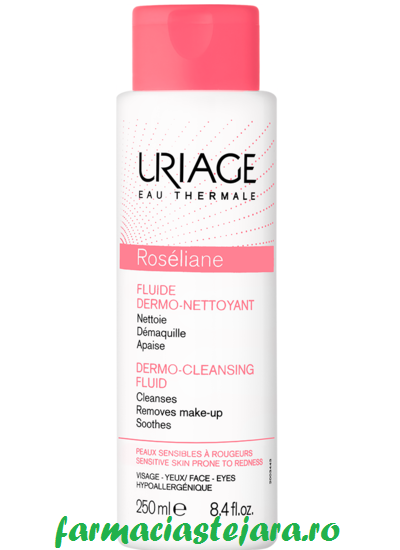 Uriage Roseliane fluid de curatare 250ml
