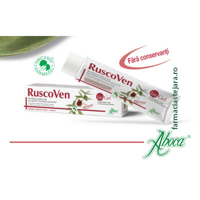 Aboca RuscoVen Gel 100ml