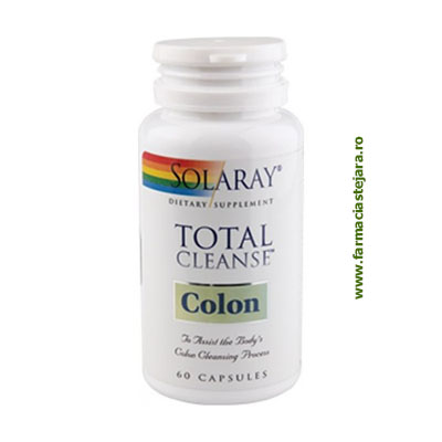 Secom Total Cleanse Colon Capsule