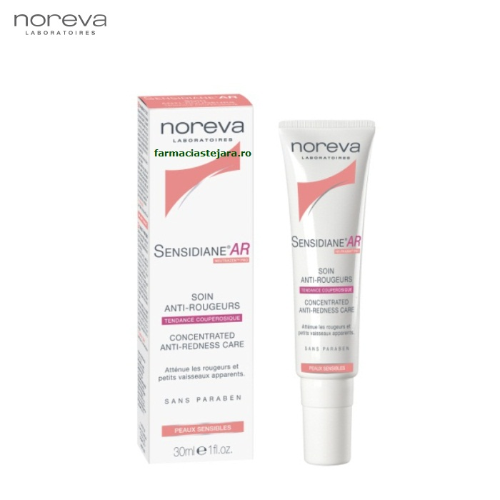 Noreva AR Crema anti-roseata ten sensibil si reactiv 30 ml