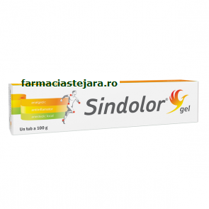 Fiterman Sindolor Gel 100g