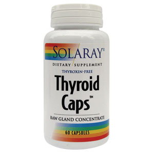 Solaray Thyroid Capsule