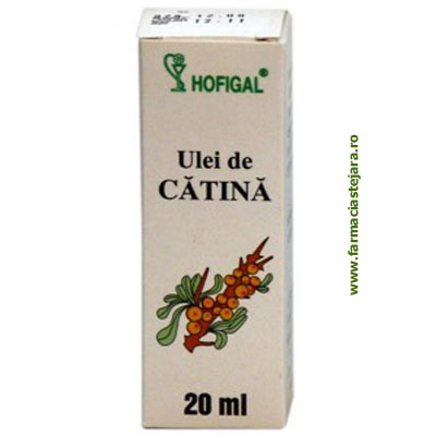 Hofigal Ulei de catina 20ml