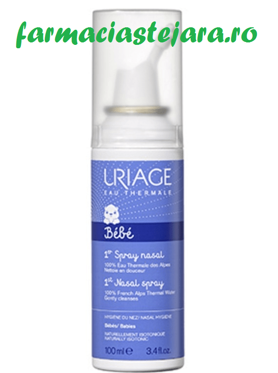 Uriage 1-er Bebe Spray nazal Isophy 100ml