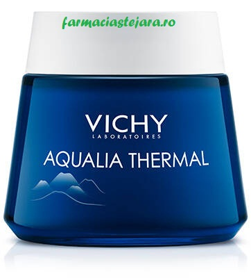Vichy Aqualia Thermal Spa Gel-crema de noapte