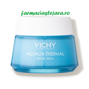 Vichy Aqualia Thermal crema rehidratanta Riche 50 ml